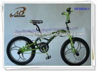 freestyle bikes/bmx bicycles with steel bell(20FS002A-1)