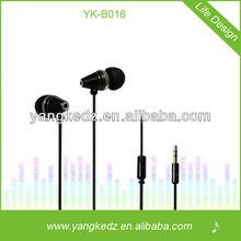 Innovative popular led light earphone