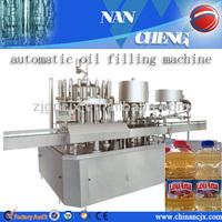 CE, GSG, TUV! auto edible vegetable oil bottle filling machine