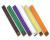 1.75 inch Yellow Color Martial Arts Belt