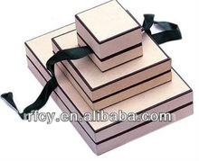 best selling custom logo printed jewelry box