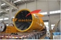 Tambor rotatorio secador para el secado de aserrín con alta capacidad de fabricación