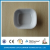 aluminum foil coated container for food-inflight catering container