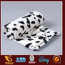 Blankets and beyond animal printed mink blanket