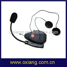 Bluetooth Helmet Headset for mobile phone, GPS, MP3, two way radio, walkie talkie
