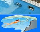Indoor swimming pool Countercurrent