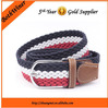 Men and women general belt elastic knitting belt, fashion belt