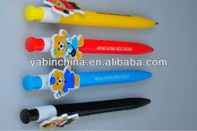 Shenzhen Advertising Cute Animal Clip Pen
