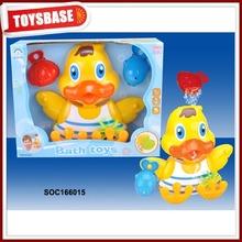 Baby cute plastic garden duck ornaments