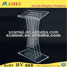 Customized Acrylic Podium/Pulpit/Lectern China Supplier