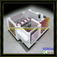 2014 morden nail kiosk, nail kiosk design, nail salon tables