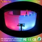 glowing bar furniture led modern bar counter