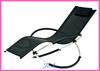 folding aluminium beach chair
