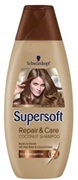 Supersoft Repair & Care Coconut Shampoo 400ml
