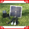 15W poly solar panel with solar power system for mobile charger