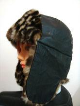 fur rabbit hat