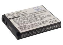850mAh Battery NB-6L for Canon Digital IXUS 95 IS IXUS 85 IS IXY 110 IS PowerShot SD1200 IS IXY DIGITAL 25 IS