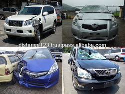 High quality trust Japanese used cars for rebuilt and spare parts use
