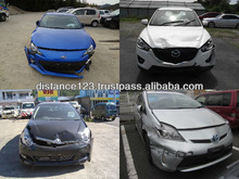 A wide variety of damage used cars right hand drive for rebuilt