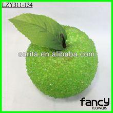 Wholesale green apple christmas decoration sale