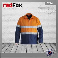 5244 Designer fleece lined waterproof jacket for women
