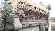 MAK Main Marine engine 12M453 AK