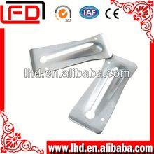 building metal wedge clamp building