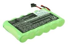 2000mAh Battery P-P507 for Panasonic KX-TG2000 KX-TG2000B KX-TG2000B Backup KX-TG4000 KX-TG4000 Base Units KX-TG4000B
