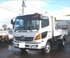 2013 Isuzu Forward TKG FC9JCAP Dump Truck 4 Ton