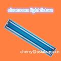 Camera bianca apparecchio di illuminazione con lampada a fluorescenza o tubi a led per la fabbrica farmaceutica, ospedale di polvere- Free diavolo