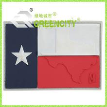 "3D PVC Patch 3"" x 2"" Texas Flag"
