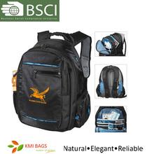 Multifunction Backpack Double Shoulder Bag for Laptop Camera Black
