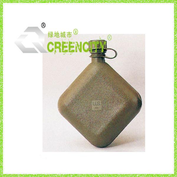 Militar od verde bexiga plástico cantina