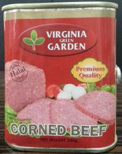 CORNED BEEF BRAZIL