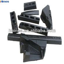 black EPO material parts