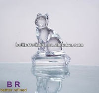 hand made glass animals/ hot selling products