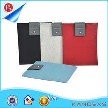 leisure 7inch tablet pc leather keyboard case with laptop compartment