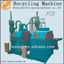 PLC Control SX-1001 Recycling e waste,E-waste Management,Separate machine of E waste