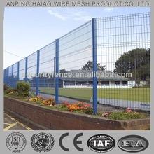 3D coated garden fencing trellis
