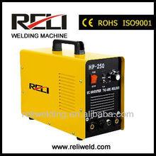 RELI welding supply HP-160 tig/mma welder