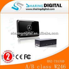 Sharing Digital Car Stereo For W170/W246 ( 2012-2013 ) Car DVD with DVD/Mp3/Radio/Ipod/Bluetooth