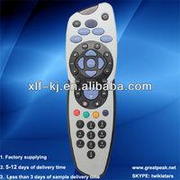 skybox f5 cccam SKY PLUS remote control unit Shenzhen factory remote controller tv remote control remote control switch