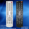 036A ShenZhen China manufacturer suppling High quality universal tv remote control codes for sony tv