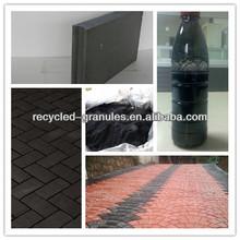 carbon black additive in asphalt