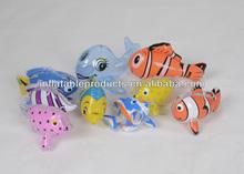 hot sale pvc inflatable ocean animals