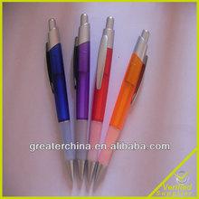 promotional ball pen,cheap wholesale ball promotional usd pen,Scriptbag Pen blue barrel