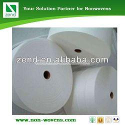 pp nonwoven plain fabric tote bag