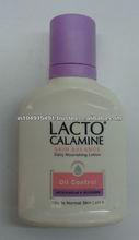 Lacto de calamina:: equilibrio de la piel:: el control del petróleo:: caolín + de glicerina:: lacto de calamina