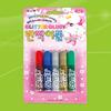 Stationery sparkling glitter glue for decoration