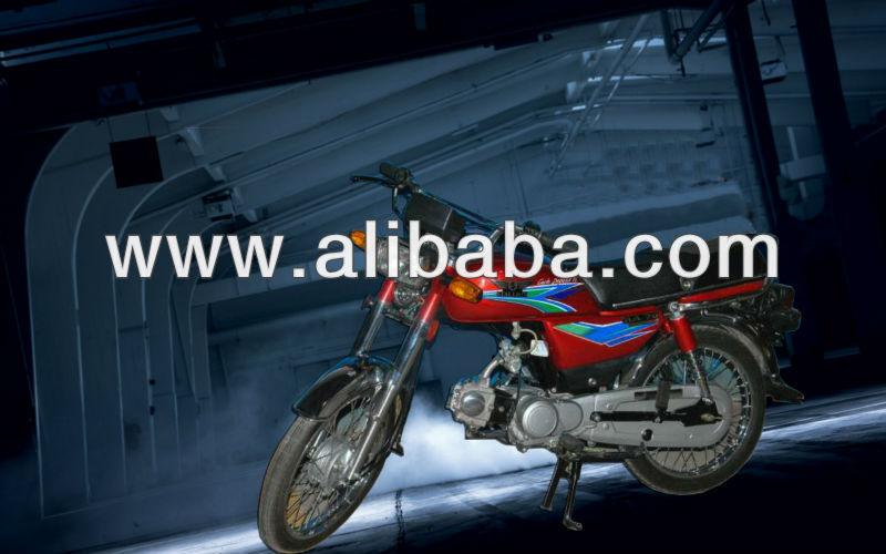 Stallion KA-70 Motorcycle